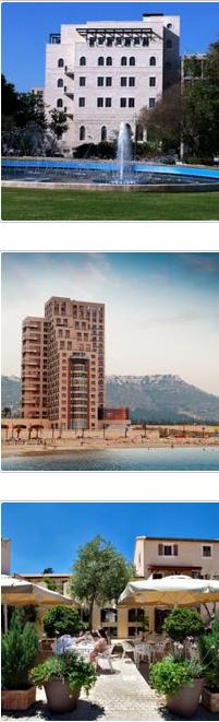 top Haifa hotels