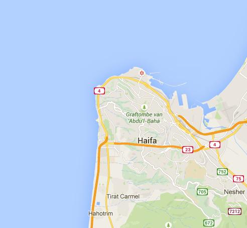 Haifa directions